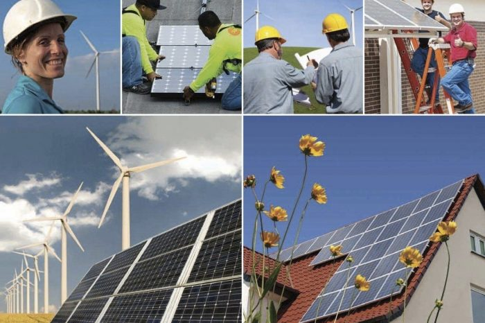 Faces of Transformation: Jobs, economic renewal and cleaner air from Year One of Ontario's Green Energy Act.