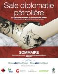 Sale diplomatie pétrolière, Sommaire