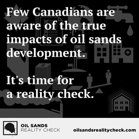 Tar Sands Reality Check