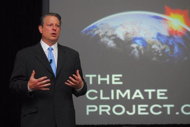 Al Gore Training