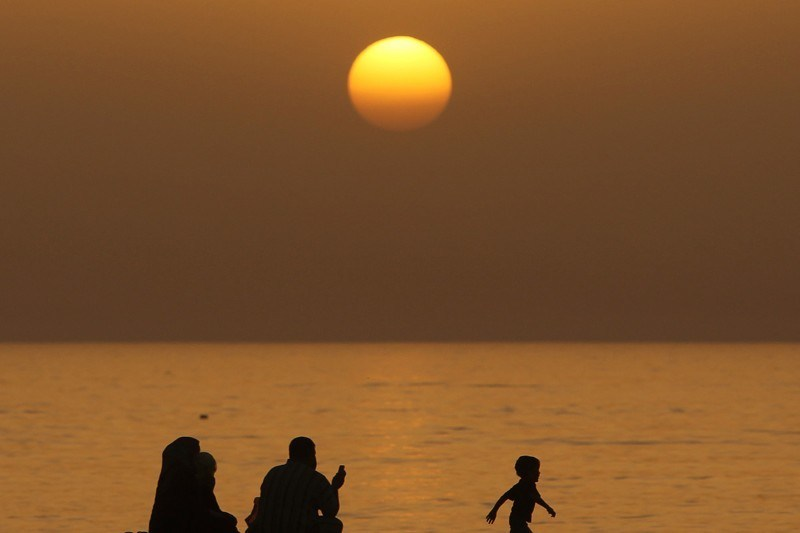 2015 is shaping up to be a scorcher (Image: Mohammed Salem/Reuters)