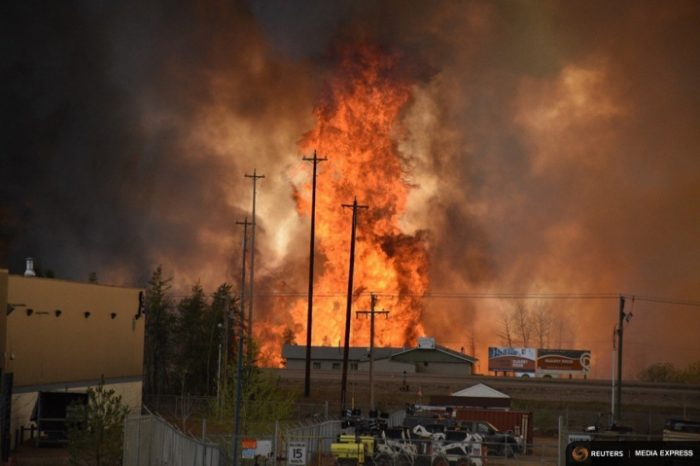 Here's the Climate Context For the Fort McMurray Wildfire