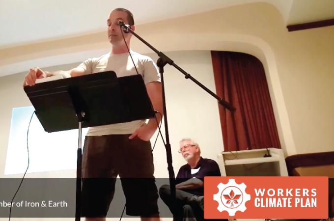 Oil sands worker inspires Calgarians to embrace renewables
