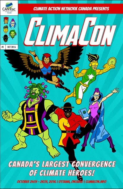 ClimaCon poster