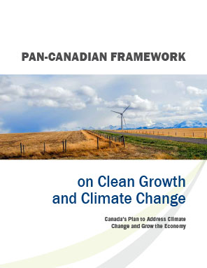 Analysis and Summary of Pan-Canadian Framework on Climate Change