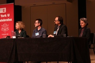 Abreu's Keynote Address at Ontario Climate Symposium