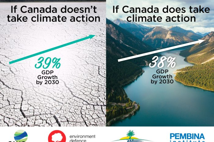 NEWS RELEASE: Economic research shows Canada can afford to take greater climate action