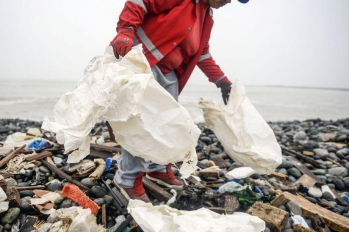 Oceans Governance, Marine Litter, and Climate Action