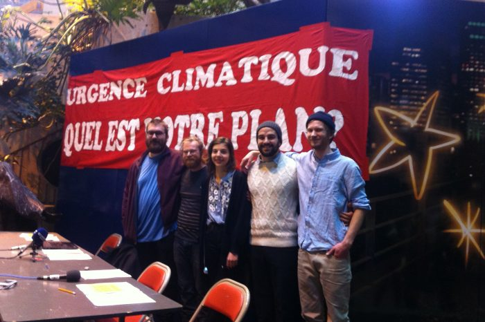 A History of Québec's Declaration of Climate Emergency Campaign