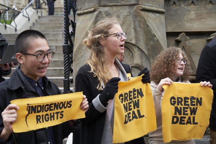 Avis aux médias: Les voix des mouvements s'unissent, appelant les libéraux à travailler au-delà des lignes du parti et à mettre en œuvre des politiques climatiques ambitieuses.