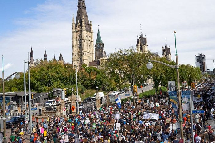 Le Réseau Action Climat Canada réagit aux élections fédérales de 2019