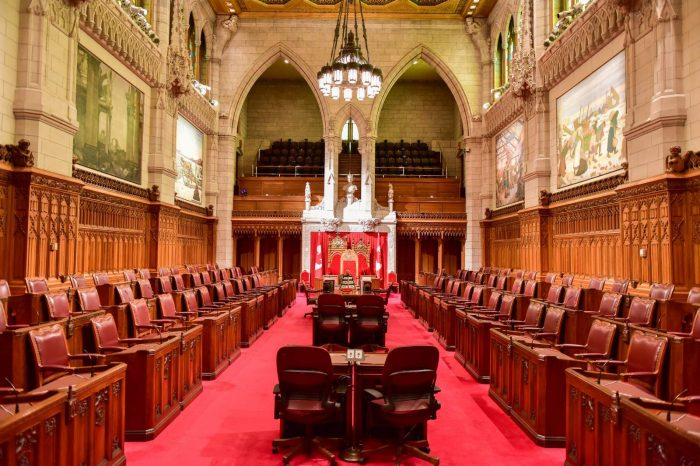 Climate Action Network Canada Response to Speech from the Throne