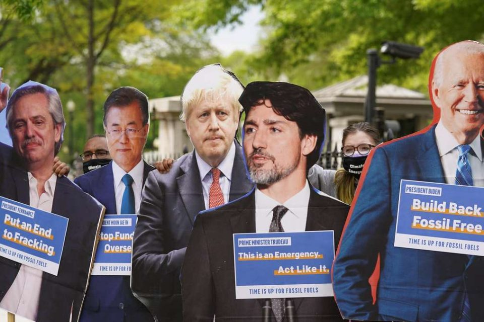 Civil Society Reacts to Canada's Newly Announced Federal Climate Target