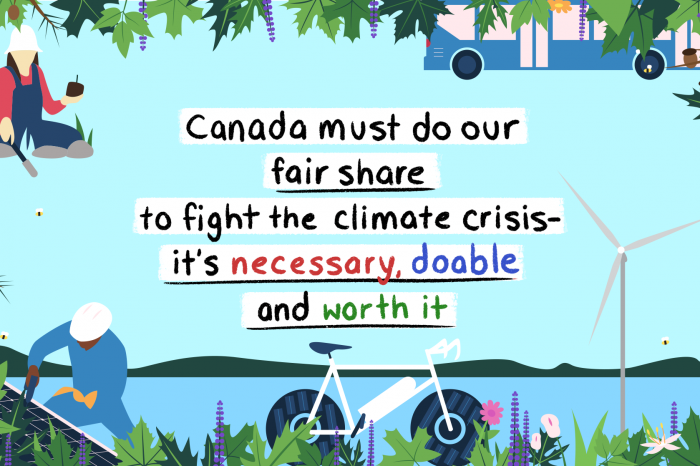 New research: Canada can double climate ambition for 2030 and reduce energy costs