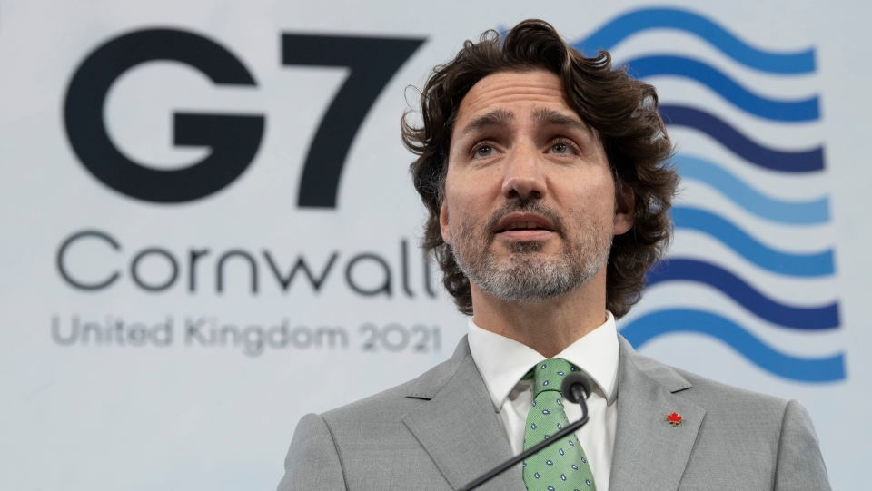 Justin Trudeau's media availability after the G7
