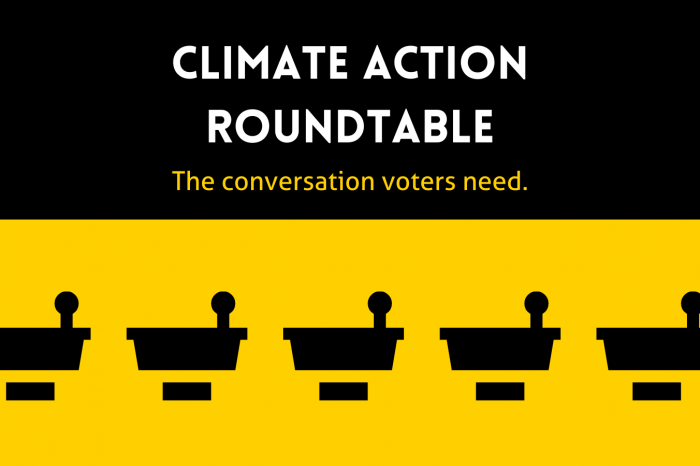Climate Action Network to host climate roundtable with all major parties